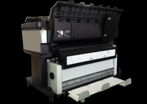 Ladybird II plegadora de planos y plotter HP T2530, T1530 et T3500, plegadora planos A0 A1 A2