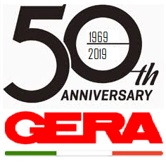Gera 50th Anniversary