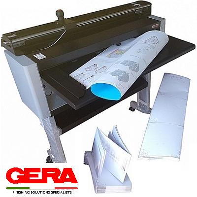 plan paper folding machine