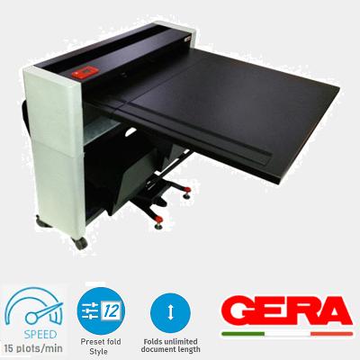 papir folder maskine