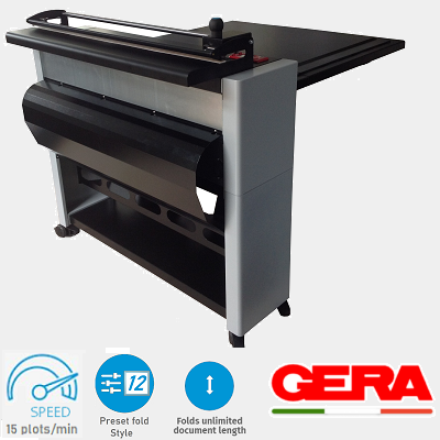 Paper folding machine GF218