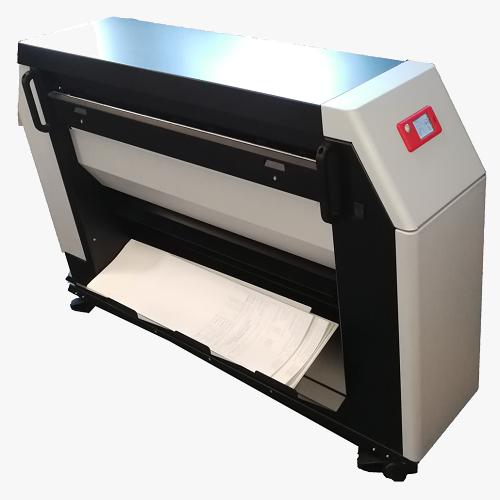 Paper folding machine GF500