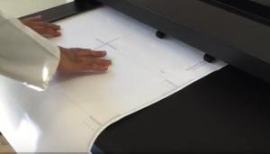 Wide format fold machine a0 paper folding machine a0 size paper folding machine automatic paper folding machine
