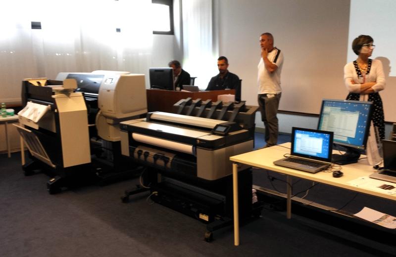 HP Event Milan with Gera folder
